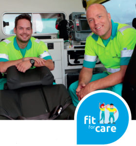 Fit for care Witte Kruis